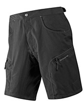 Altura Ascent Baggy Shorts Black