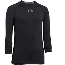 Under Armour LS T JR Black
