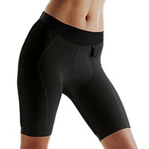 Assos Lady Short Black