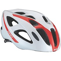 BBB Kite Helmet White/ Red