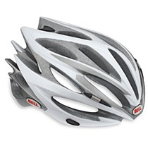 Bell Sweep Helmet -  (51 - 56cm) in White / Silver