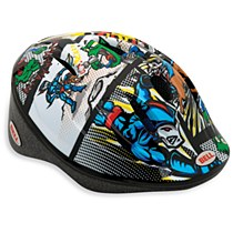 Bellino Helmet 52 - 56cm Blue / White Superhero