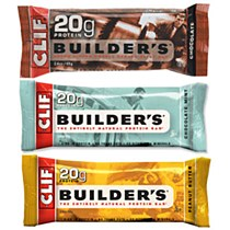 Cliff Builder's Bar Box Chocolate Mint