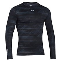 Under Armour Printed Compression Black