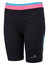 Ronhill Aspiration Contour Short Black/ Rose