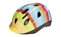 Cube Kids Helmet Multicoloured