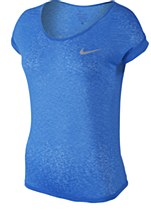 Nike DriFit Cool Short Sleeve Women's Blue