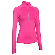 Under Armour Fly Fast 1/2 Zip Women's Pink
