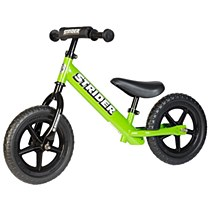 Strider Sport Balance Bike Green