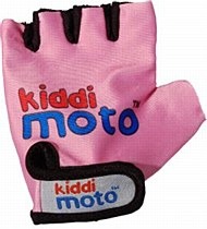 Kiddimoto Gloves Pink