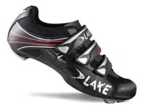 Lake CX160W Road Shoe Black