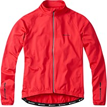 Madison Peloton Long Sleeve Roubaix Red