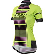 Pearl Izumi Women's Elite Pursuit Ltd Jersey Green