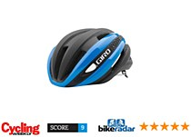 Giro Synthe Blue/ Matte Black