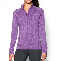 Under Armour Half Zip Women's Twist Purple