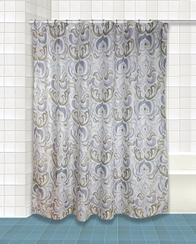 Circus Shower - Silver