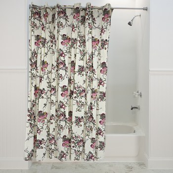 Sachet Shower Curtain - Mutli Floral