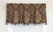Allon Provance II Valance - Antique