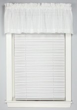 Bay Breeze Valance - White