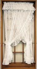 Isabella Lace 110 X 63 - Ivory