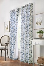 Moody Floral 72 - Blue