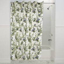 Sachet Shower Curtain - Blue Floral