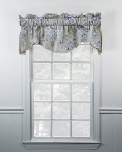 Sweet Talker Shape Valance - Fresco