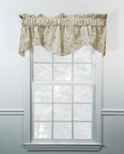 Sweet Talker Shape Valance - Porcelain