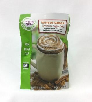 Muffin Single Cinnamon Coffee Cake