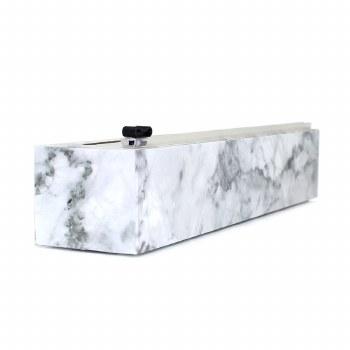 Chic Wrap Dispenser - Marble