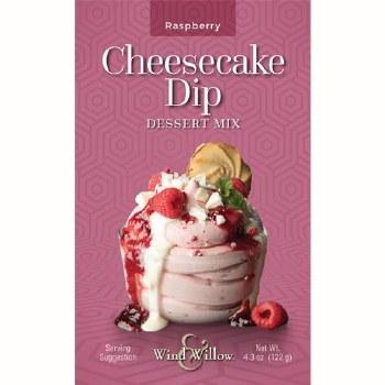 Cheesecake Dip Raspberry