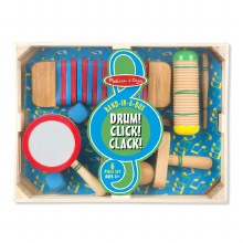 Band-in-a-box Drum Click Clack