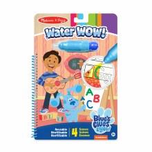Blue's Clues Water Wow Alphabet