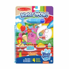 Blue's Clues Water Wow Shapes