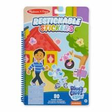 Blue's Clues Reusable Sticker Pad