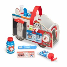 Paw Patrol Marshall's Wooden Rescue Caddy