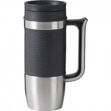 Boardroom II Travel Mug Gray 16 oz