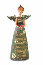 Kelly Rae Soul Sister Figurine