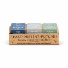 Past, Present, Future Dice Set