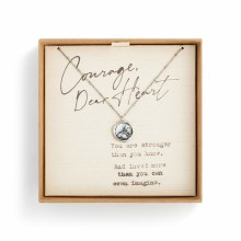 Dear You Necklace Courage