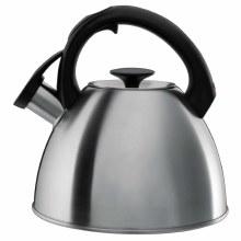 Click-Click Tea Kettle Brush Stainless Steel