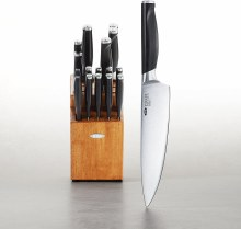 17 Piece Pro Knife Block Set