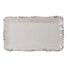 Melamine Veranda Platter Ivory
