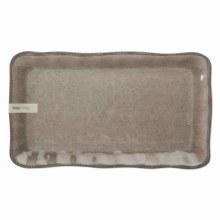 Melamine Veranda Platter Gray