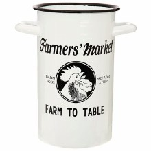 Farmer's Market Container 9.5""
