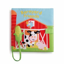 Barnyard Friends Book with Sound