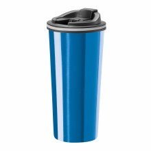 Slimline Travel Mug Blue 16oz