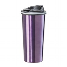 Slimline Travel Mug Purple 16oz
