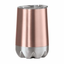 Calypso Wine Tumbler 12 oz - Rose Gold
