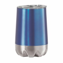 Calypso Wine Tumbler 12 oz - Blue
